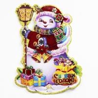 ES-84018 (300) 45*33см  Новогоднее украшение