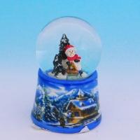 HY-15339 (8наб.) Набор из 12 стеклянных шаров