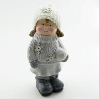 Q-25813 (32) 9*8*22см. Ребенок в зимней одежде