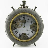 KY-604 (6) 32*41*7см Часы в стиле Лофт,в виде большого будильника, кожзам.