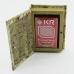 KY-607 (48) 9,5*13,5*3см  Кейс с колодой карт