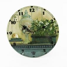SM-50209 (8)  25*3*25см Часы в стиле Лофт