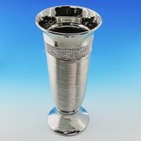 YC-70502 (6) 16*16*38см Керамическая ваза серого цвета